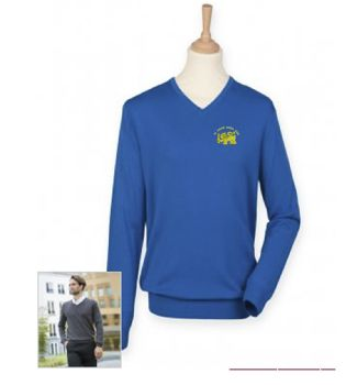 31 AES Embroidered Jumper